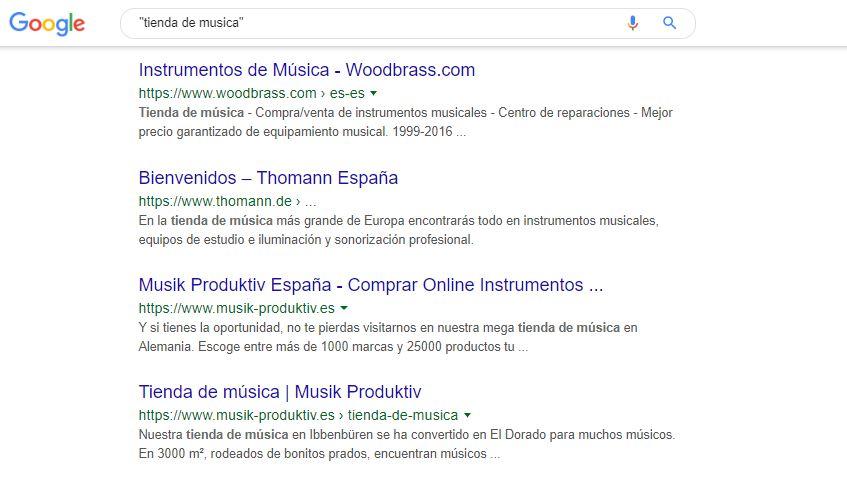 comandos de busqueda en google 1